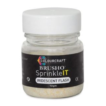 Iridescent Flash SprinkleIT by Colourcraft available at Del Bello's Designs