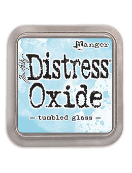 Distress Oxide Tumbled Glass Full Size Ink Pad by Ranger/Tim Holtz