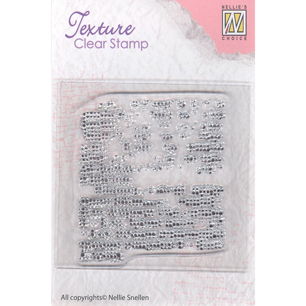 Texture Fabric Stamp by Nellie's Choice