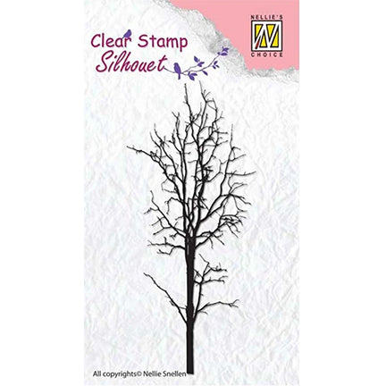 Tree 1 Stamp by Nellie's Choice