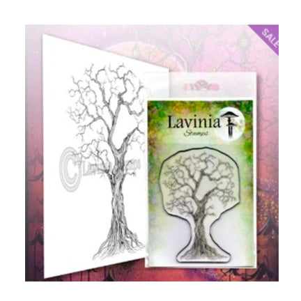 Tree Of Wisdom by Lavinia Stamps