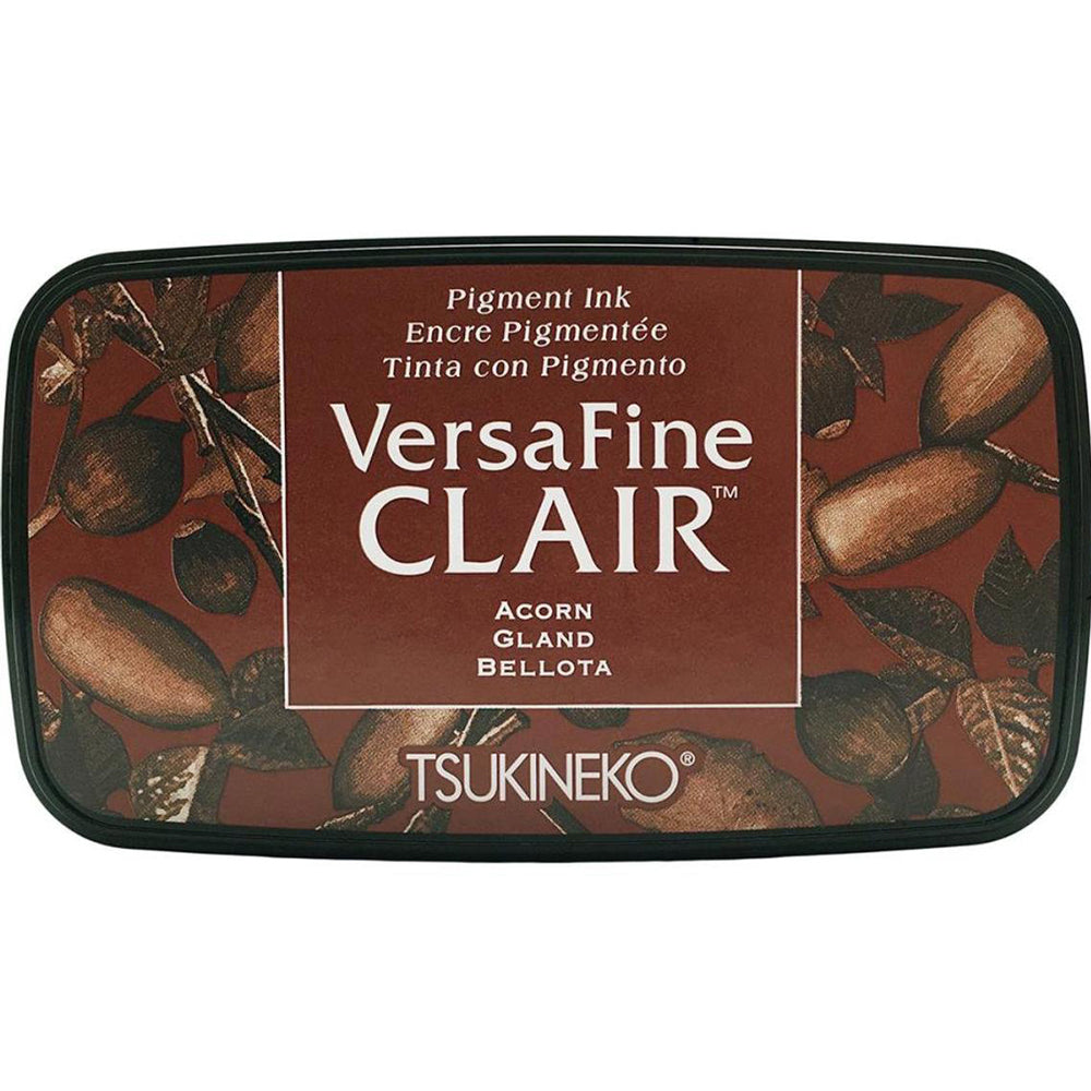 VersaFine Clair Acorn Full Size Ink Pad by Tsukineko