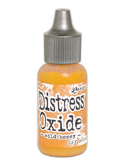 Distress Oxide Wild Honey Reinker by Ranger/Tim Holtz