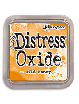Distress Oxide Wild Honey Full Size Ink Pad by Ranger/Tim Holtz