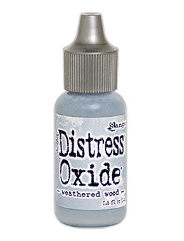 Distress Oxide Weathered Wood Reinker by Ranger/Tim Holtz