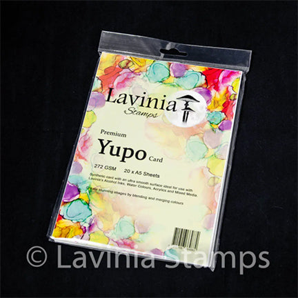 Yupo Card A5 100 lb. Paper by Lavinia Stamps
