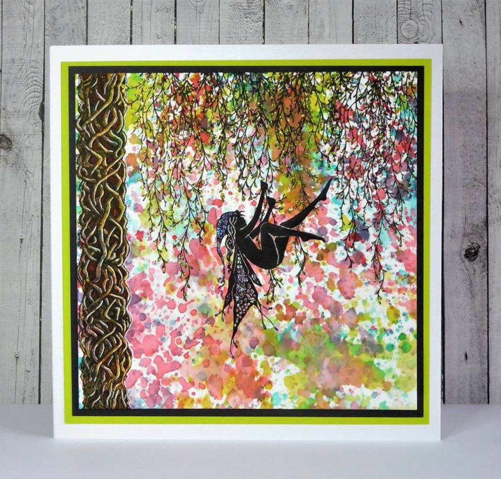 Twisted Willow by Lavinia Stamps