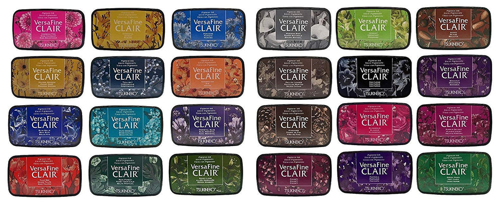 VersaFine Clair Verdant Full Size Ink Pad by Tsukineko