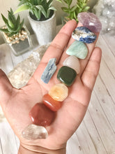 Load image into Gallery viewer, 9 Piece Chakra Stone Set