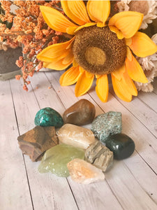 Crystals for Prosperity and Abundance