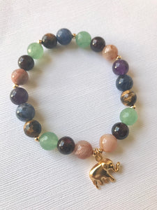 The Spirit of the Elephant Bracelet