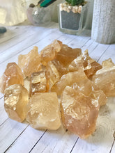 Load image into Gallery viewer, Honey Calcite Stone