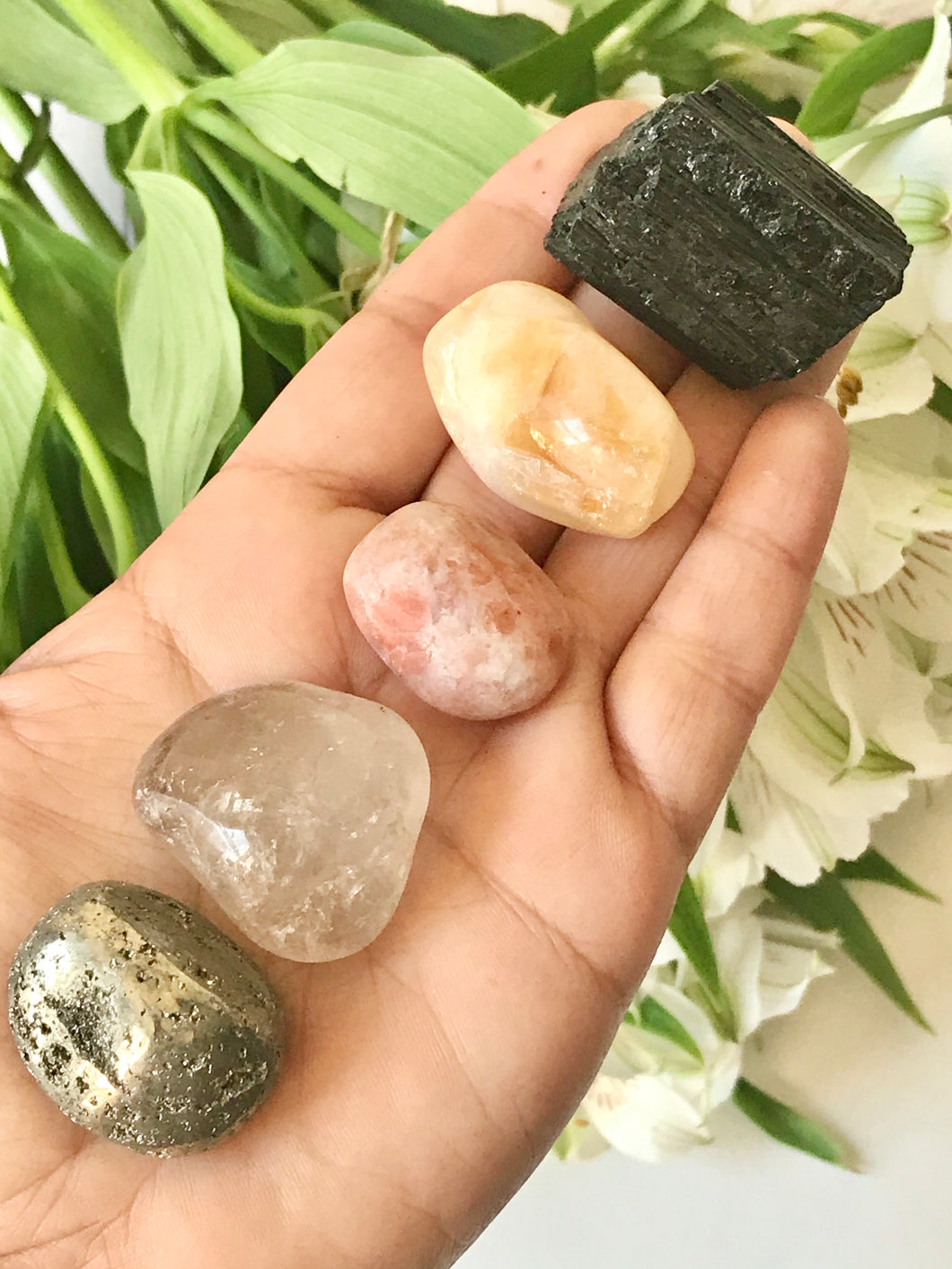 Crystals for Positive Thinking & Energy