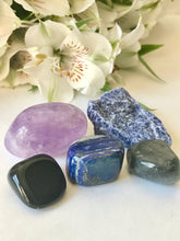 Load image into Gallery viewer, Third Eye Chakra Stone Set