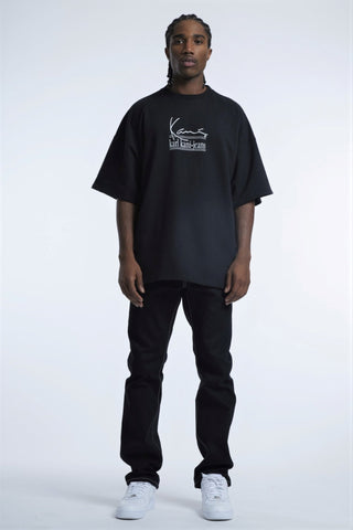 Karl Kani Ambition Short Sleeve Tshirt - Black