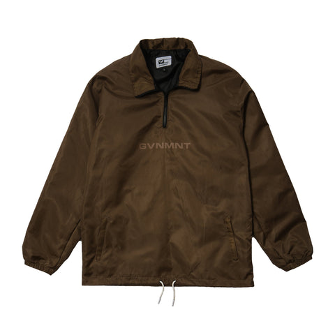 GVNMNT CLOTHING CO COPPER TRACK TOP