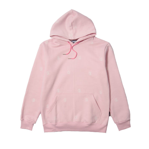 GVNMNT CLOTHING CO X PAPR HOOD - PINK
