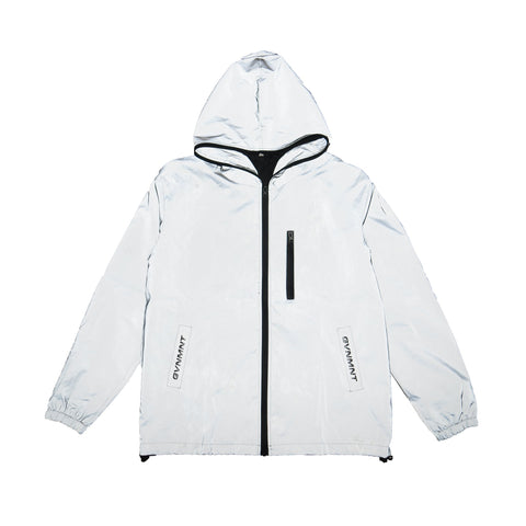 GVNMNT CLOTHING CO 3M RACER WINDBREAKER