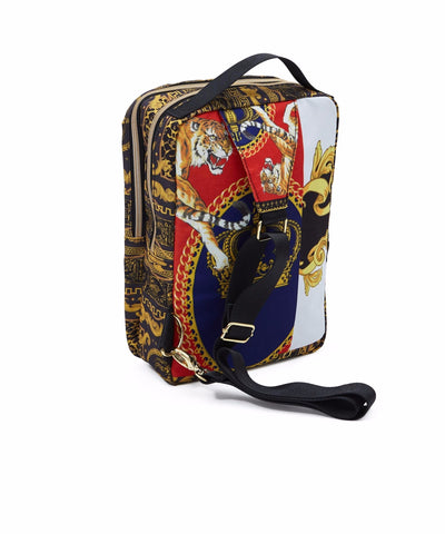 Reason Clothing Tiger Royal Bag - Red/Gold