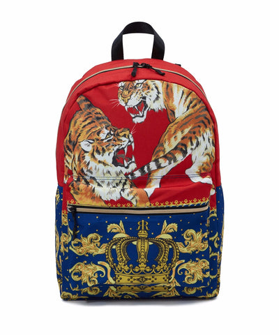 Reason Clothing Fighting Tiger Bag - Red/Blue