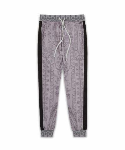 Reason Clothing Corinthian Track Pants - Grey