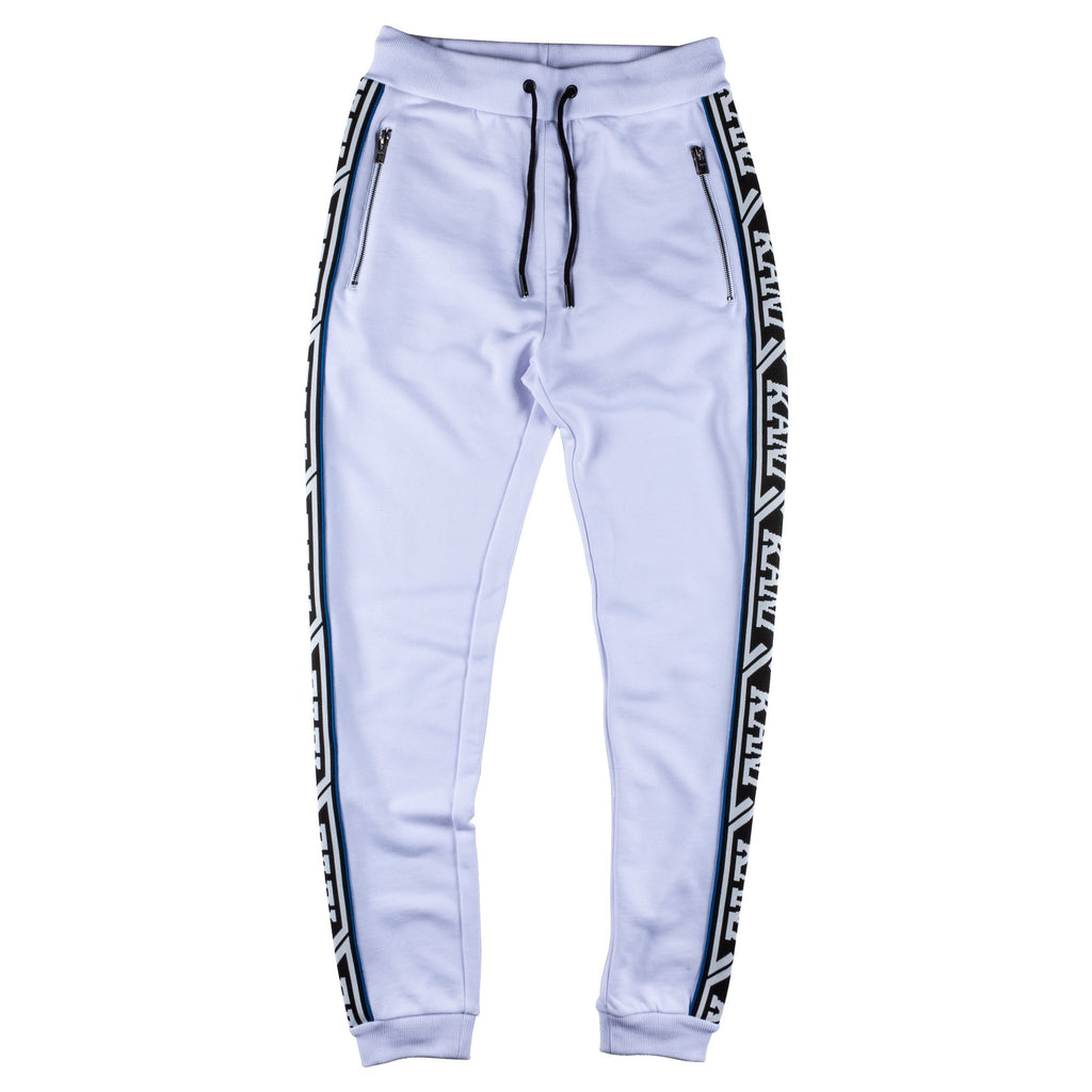 Karl Kani Banks Joggers - White
