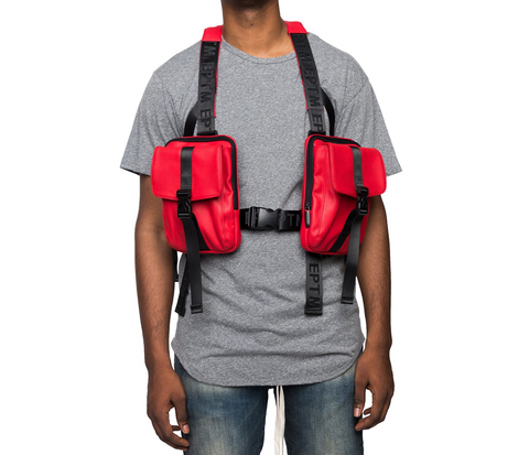 EPTM RED-HARNESS BAG