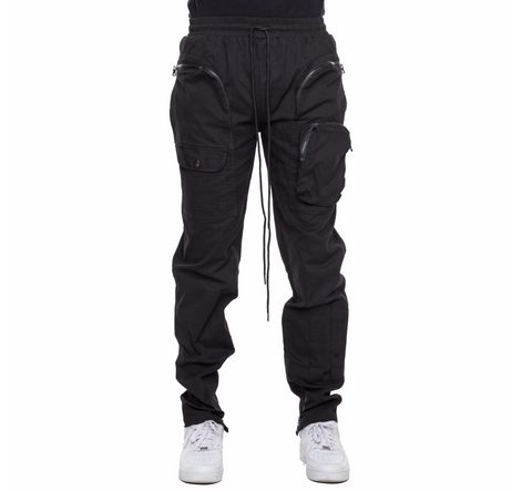EPTM BLACK-ARMY PANTS