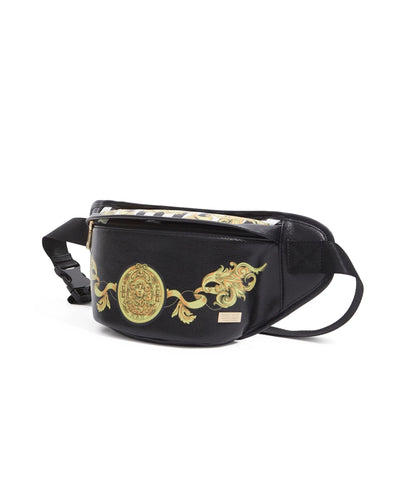 Reason Clothing Verona Belt Bag - Black
