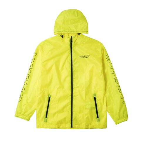 GVNMNT CLOTHING GLOBAL INC ANORACK - FLUO Y