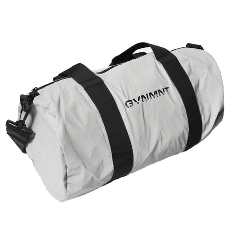 GVNMNT CLOTHING CO 3M REFLECTIVE RACER DUFFLE
