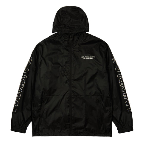 GVNMNT CLOTHING GLOBAL INC ANORACK - BLACK
