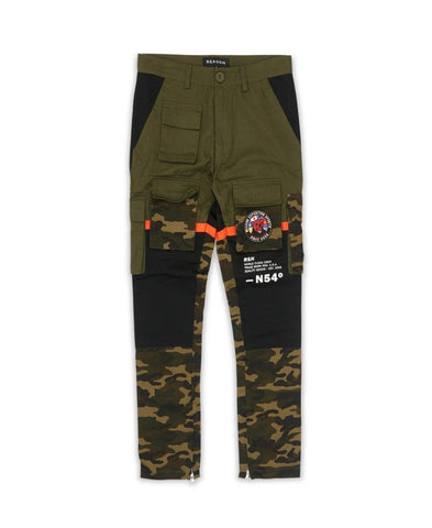 Reason Clothing Sport Pant - Camo