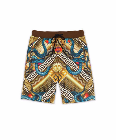 Reason Clothing Serpent Short - Gold
