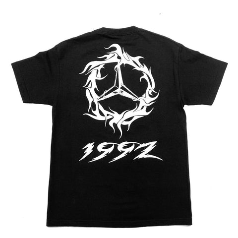 1992 Gear Demz Tribal Tee - Black