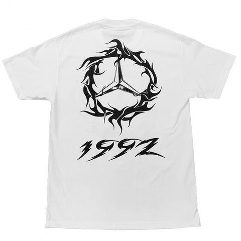 1992 Gear Demz Tribal Tee - White