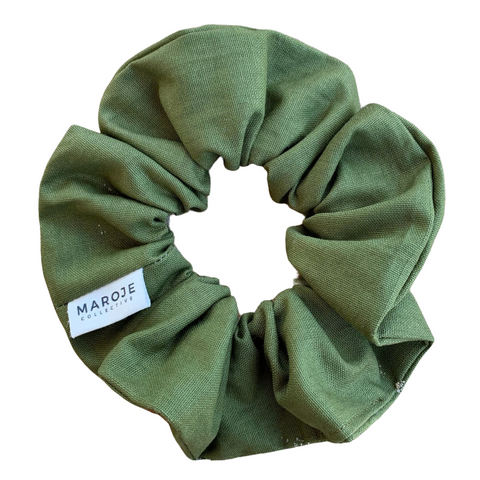 Pesto Scrunchie