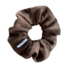 Load image into Gallery viewer, Linen | Puddle Scrunchie