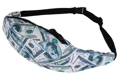The Hundred Dollar Bill Fanny Pack