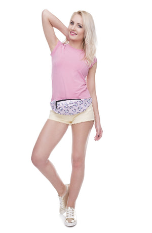 The Pink Unicorn Fanny Pack
