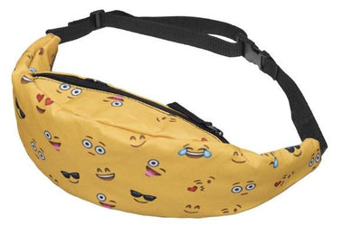 The Yellow Emoji Fanny Pack