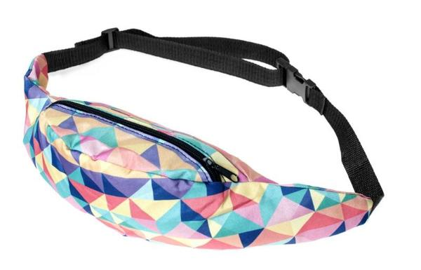 The Geometric Fanny Pack