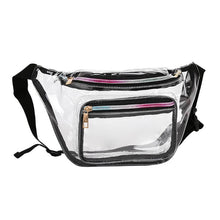 Clear Transparent Plastic Fanny Pack
