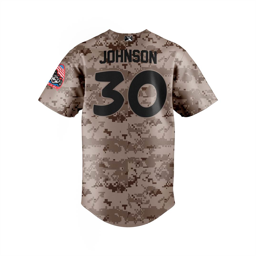 Camo - Authentic Jersey Experience