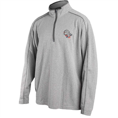 Antigua LT Men's Grey Primary 1/4 Zip