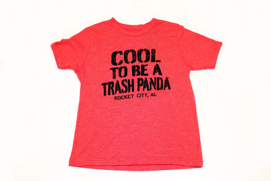 108 Stitches Youth Red Cool To Be A Trash Panda
