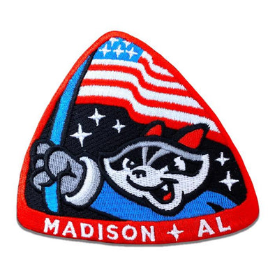 Patch Madison Embroidered