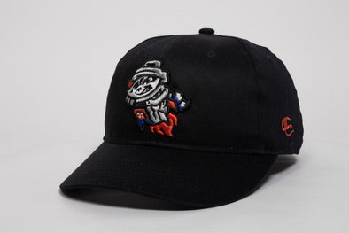 OC Youth Black Primary Team Infielder Cap