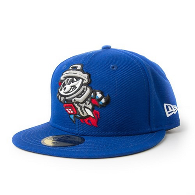 New Era 59-50 Royal Primary Fitted Cap