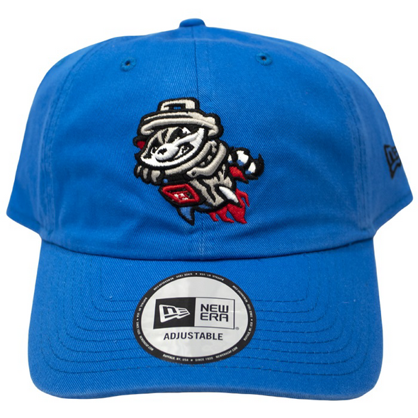 New Era 9-20 Snapshot Blue Primary Adjustable Classic Twill Cap
